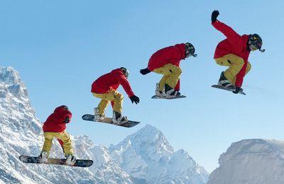Come posizionare i piedi su uno snowboard
