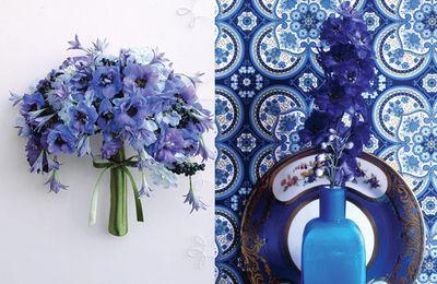 Le bleu indigo