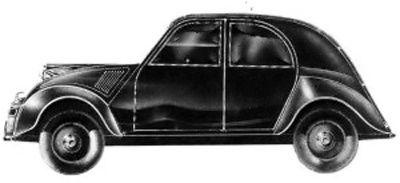 Citroën TPV: continuación.
