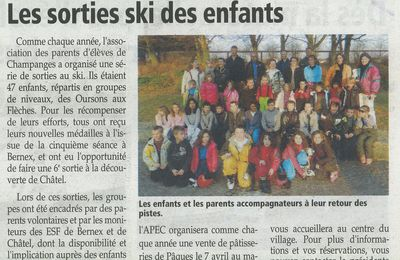 Le Messager 15/03/2012