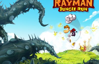 Un Jour, Un Jeu #120 : Rayman Jungle Run