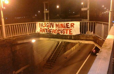 Campagne de Solidarité Antifasciste Hénin Beaumont