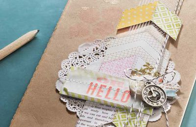 Catalogue printemps/été 2013 Stampin'Up!