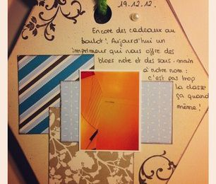 December Daily avec Stampin'Up! - Suite et fin !