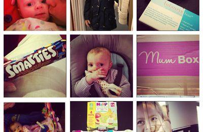 Ma semaine en instagram #18 et 19