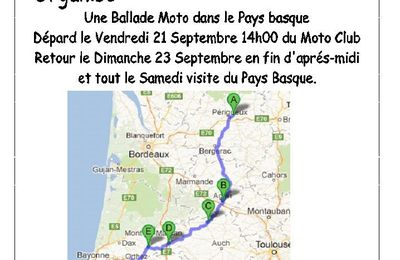 Annulation Balade Pays Basque