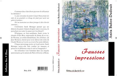 "Extraits ""Fausses impressions"" - Intrigues à Giverny"