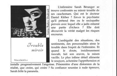 Dédicace librairie Brossard-Choisy-le-Roi -17 novembre