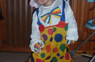 Petit clown...