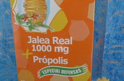 Jalea real. Gelée royale.
