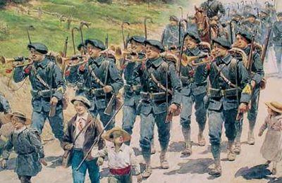 Exposition Pierre Comba, un peintre chez les Alpins, aquarelles alpines et militaires