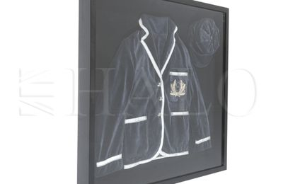 Shadow box jacket