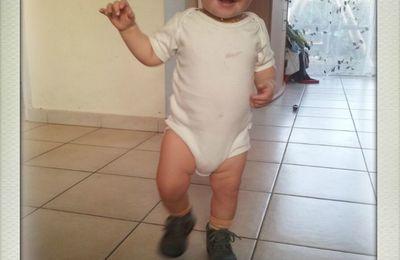 Mon mini Doudou a 1 an