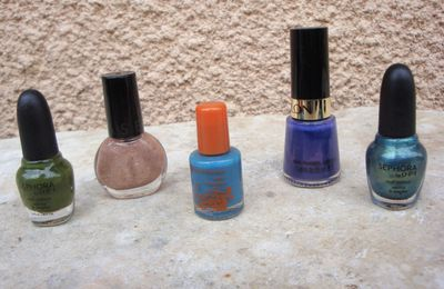 Concours vernis # 2 : Les funky