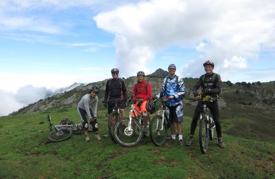 CYCLO: Week End VTT Val d'Azun