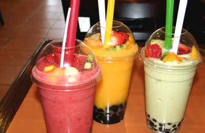 Bubble Tea ♥