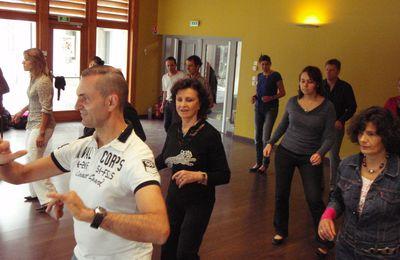 Week-end danse avec Philippe CANO, Georgia & Auguste VERDOLINI