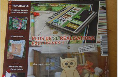 Magazines - création- à 3€