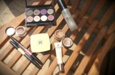 [MAQUILLAGE] - Découvertes et chouchous : Mai 2013 (Make Up For Ever, Chanel, Erborian, Maybelline NY, HEMA, Ess Mineral, SLA)