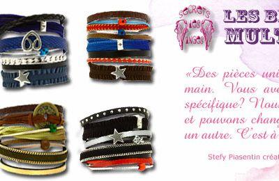 [CONCOURS] - Votre Bracelet : idées cadeaux et joli concours !