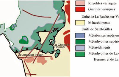 A propos des porphyroïdes de Mareuil/Lay et de la Chapelle-Hermier