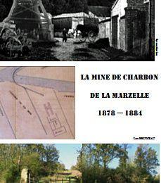 La mine de charbon de la Marzelle