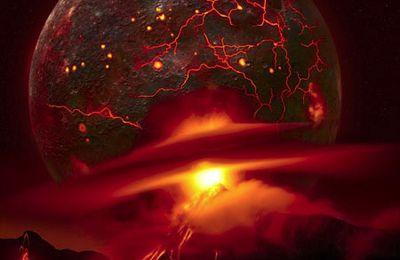 Un océan de magma à la surface de la Terre, il y a 4,4 milliards d'années