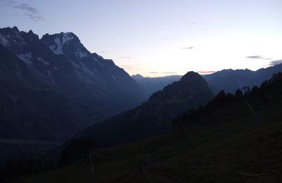 Mon Ultra-Trail du Mont-Blanc (UTMB) à moi en 39h35 (Partie 2: Italie)