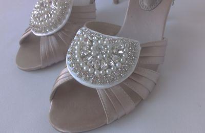 Broches para zapatos Mod. Alma