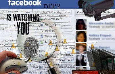Facebook , nids d'espions