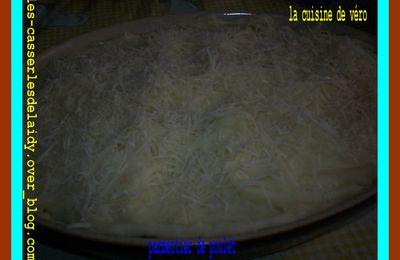 parmentier( de poulet)