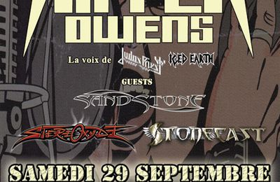 "STONECAST/STEREOXYDE/SANDSTONE/TIM""RIPPER""OWENS - Le Korigan (Luynes 13) - le 29/09/2012"