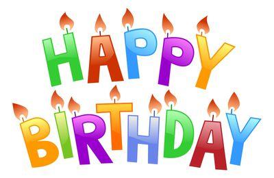 Spécial Birthday !