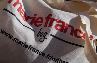 Marie France Bag, la box version presse féminine
