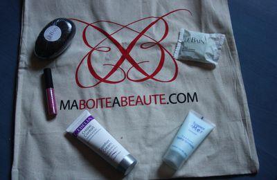 Les beauty box du mois : Ma boite à beauté et Joliebox