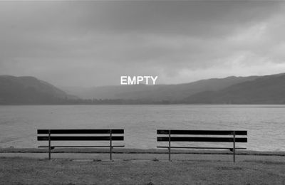 There is so much emptiness inside of me.