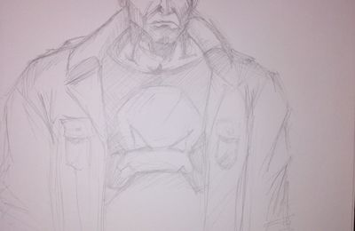 Punisher sketch