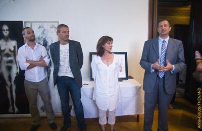 Vernissage de l'exposition Corps et Âmes au Château de Bois Luzy