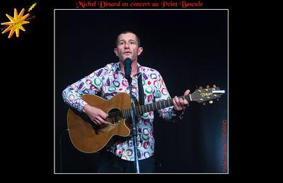 Michel Dinard en concert