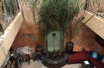 location riad en gerance libre marrakech