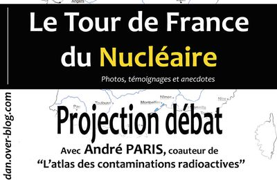Projection-débat d'André Paris le 28 juin