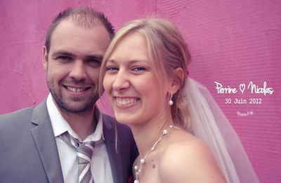 - 03 Juillet 2012 - Perrine et Nicolas : Day after