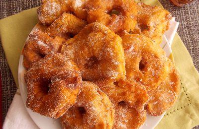 recette Beignet aux pommes facile