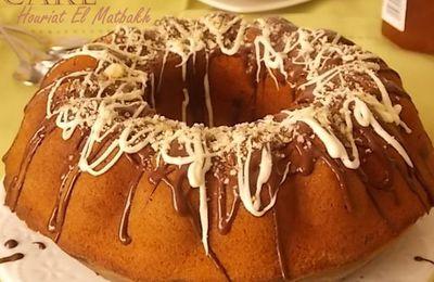 Cake de fatafeat Houriat el matbakh {كيك الرخام من حورية المطبخ}