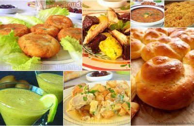Menu Pour Ramadan 2013