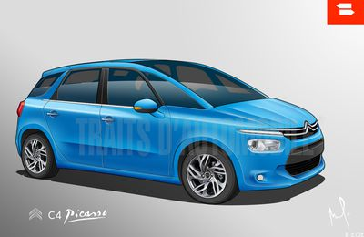 C4 Picasso 2013, anticipons !