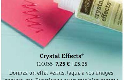 Crystal effects