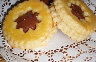 Petits biscuits façon Martha Stewart