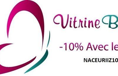 Partenariat Vitrine Beauté - Et Code promo ;)