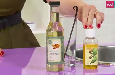 realtimetv.it Clio Make Up 2: Olio per massaggi